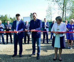 Користь зі сміття: на полігоні встановили першу у Західній Україні біогазову установку